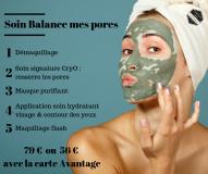 soin-balance-mes-pores le comptoir du visage