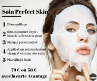 soin-perfect-skin le comptoir du visage