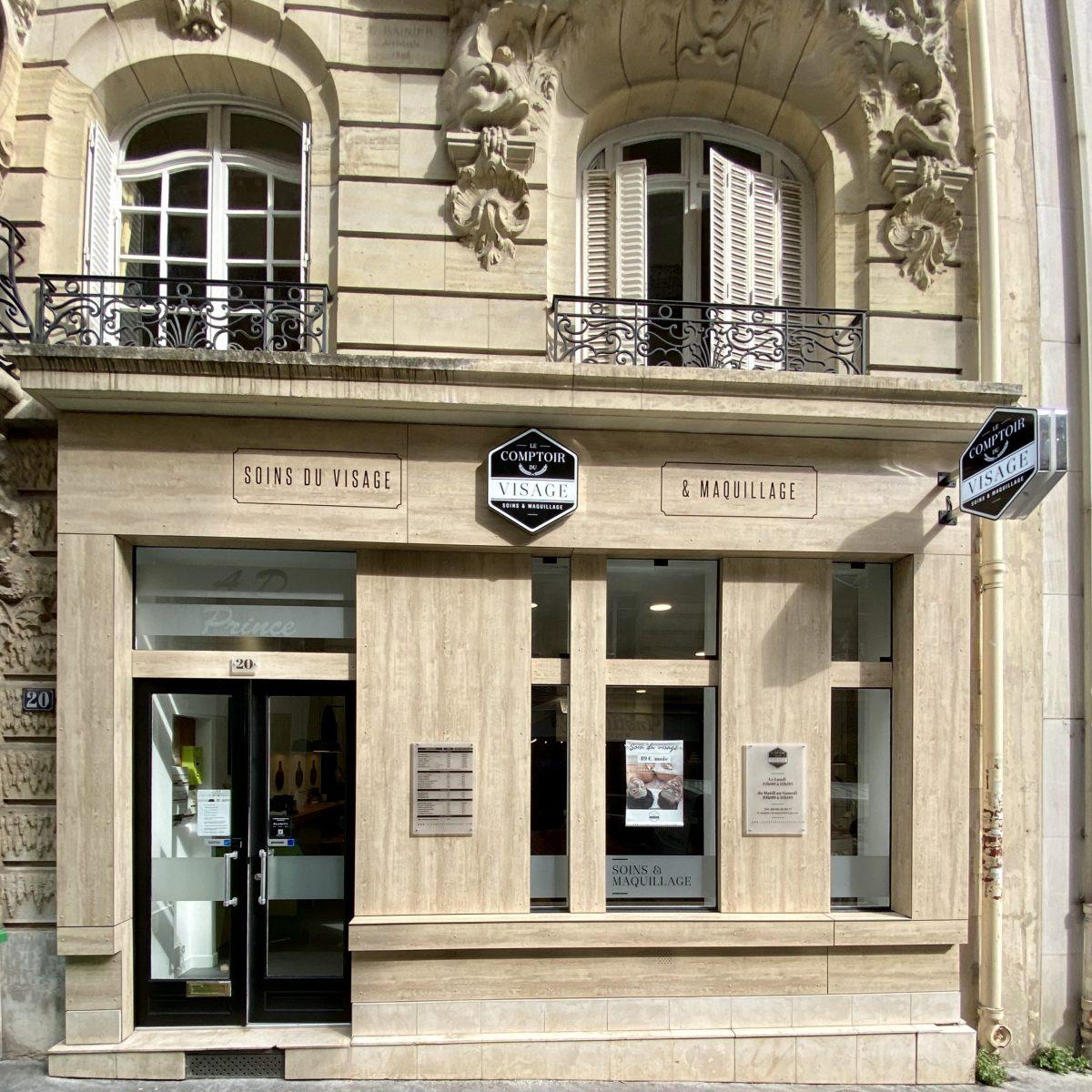 Le Comptoir du Visage Paris 16